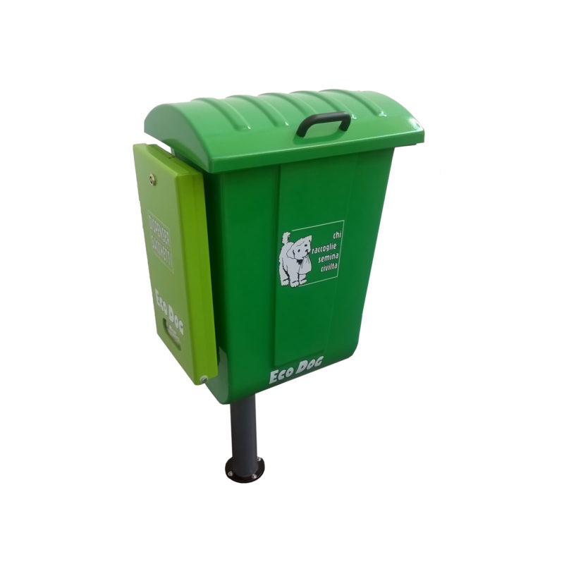 ART. 1370 CONTENITORE 50 LT. CON DISPENSER