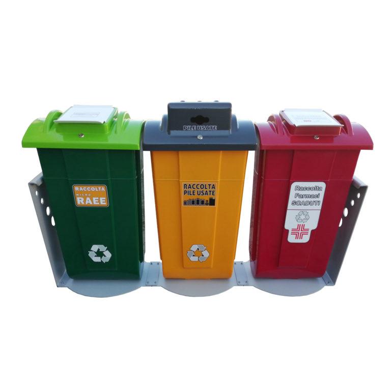Art.2998 Isola modulare rifiuti speciali